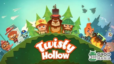 Скриншот Twisty Hollow №1