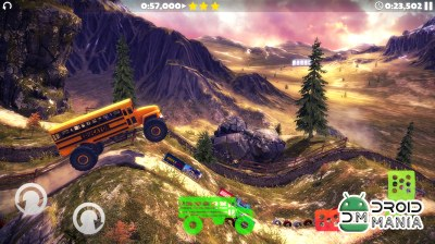 Скриншот Offroad Legends 2 №2