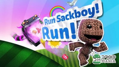 Скриншот Run Sackboy! Run! №1