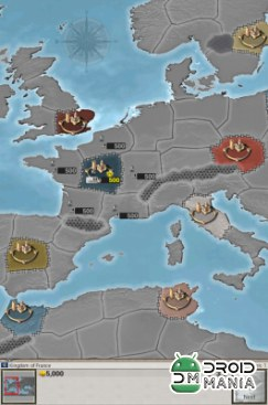 Скриншот Age of Conquest: Europe №1