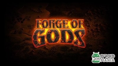 Скриншот Forge of Gods GOLD (RPG) №1