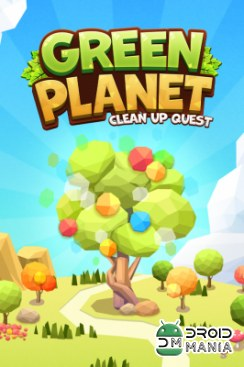 Скриншот Green Planet: Clean Up Quest №1