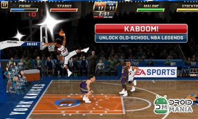Скриншот NBA JAM by EA SPORTS №1