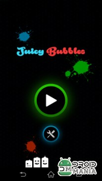Скриншот Juicy Bubbles №1