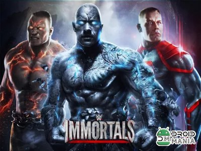 Скриншот WWE Immortals №1