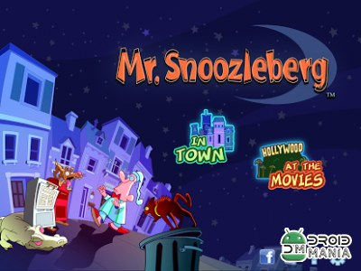 Скриншот Mr Snoozleberg №1