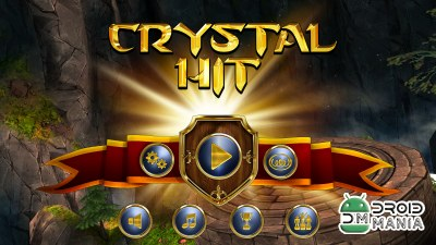Скриншот Crystal Hit №1
