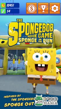 Скриншот SpongeBob: Sponge on the Run №1