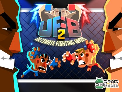 Скриншот UFB 2 - Ultimate Fighting Bros №1
