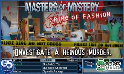Скриншот Masters of Mystery №2