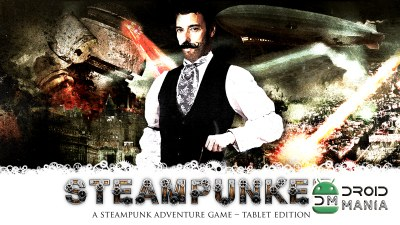 Скриншот Steampunker - Tablet Edition №1