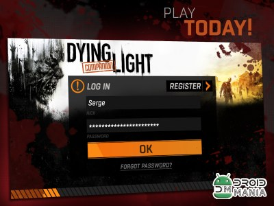 Скриншот Dying Light Companion №1