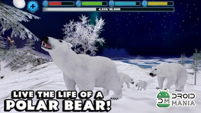 Скриншот Polar Bear Simulator №1