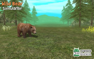 Скриншот Wild Bear Simulator 3D №1
