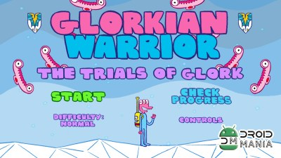 Скриншот Glorkian Warrior №1