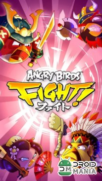Скриншот Angry Birds Fight! №1