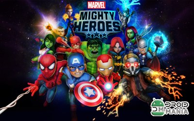 Скриншот Marvel Mighty Heroes №1