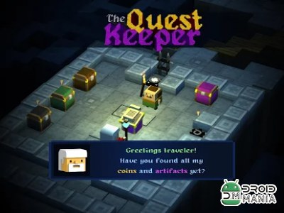 Скриншот The Quest Keeper №1