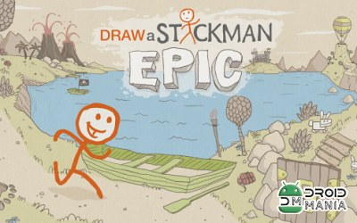 Скриншот Draw a Stickman: EPIC №1