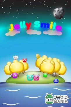 Скриншот Jelly Smile №1