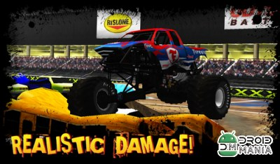 Скриншот Monster Truck Destruction №1