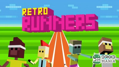 Скриншот Retro Runners №1