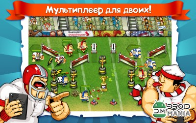 Скриншот Goal Defense Multiplayer №1
