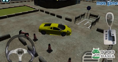 Скриншот Vehicle Parking 3D №1