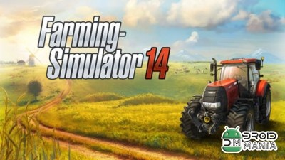 Скриншот Farming Simulator 14 №1