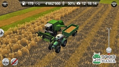 Скриншот Farming Simulator №1