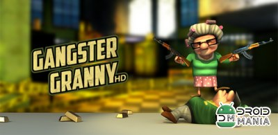 Скриншот Gangster Granny HD №1