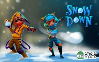 Скриншот Snowdown Winter Edition 3D №1