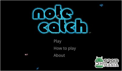 Скриншот Note Catch №1