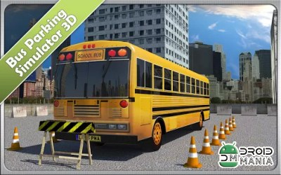 Скриншот Bus Parking Simulator 3D №2
