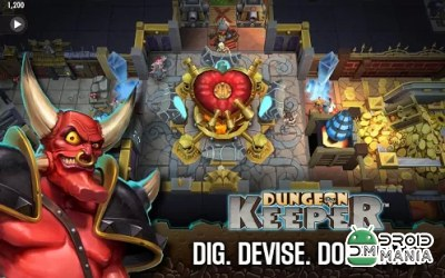Скриншот Dungeon Keeper №3