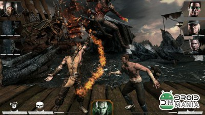 Скриншот MORTAL KOMBAT X (iOS) №2