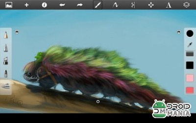 Скриншот SketchBook Pro for Tablet №2