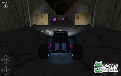Скриншот Toy Truck Rally 3D №3