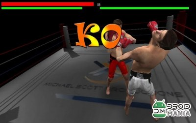 Скриншот Ultimate 3D Boxing Game №3