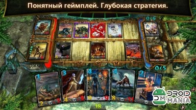 Скриншот Order and Chaos Duels №2