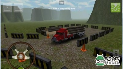 Скриншот Truck Parking 3D Pro Deluxe №4
