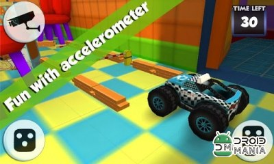 Скриншот Toy's Parking 3D №2