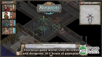 Скриншот Avernum: Escape From the Pit №3