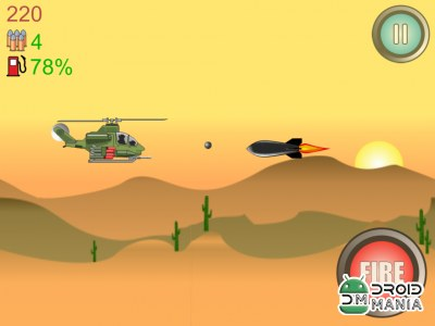 Скриншот Helicopter Assault Global War №2