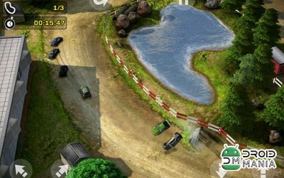 Скриншот Reckless Racing 2 №3