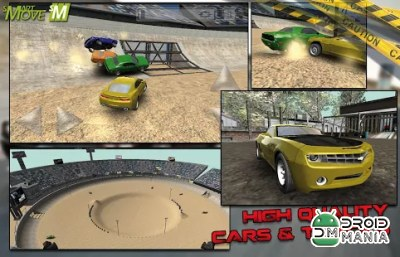 Скриншот Maximum Derby Racing 3D 2014 №2