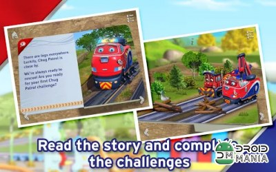 Скриншот Chuggington Chug Patrol / Chug Patrol: Ready To Rescue №2
