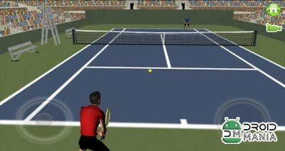Скриншот First Person Tennis №2
