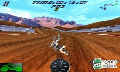 Скриншот Ultimate MotoCross 2 №2