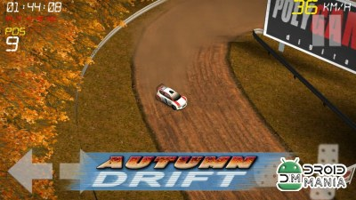Скриншот Get Gravel: Rally, Race, Drift №2